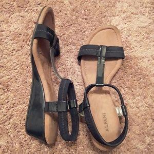 Alfani Navy Blue Sandals